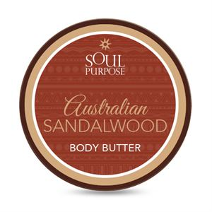 Picture of Australian Sandalwood Body Butter - 4 oz