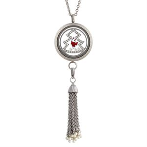 Picture of Deck The Halls Locket